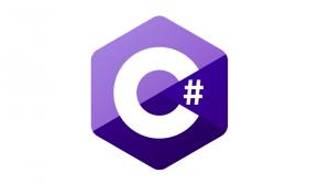 زبان برنامه نویسی C#